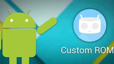 Custom ROM on Android