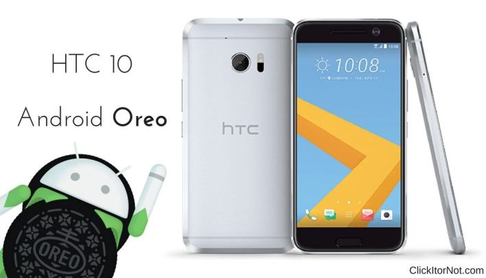 Android 8.0 Oreo on HTC 10