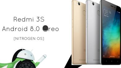 Android 8.1 Oreo on Xiaomi Redmi 3S