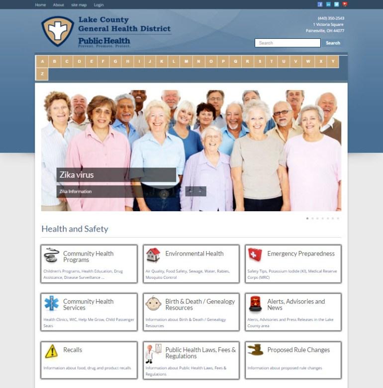 Lake County General Health Department