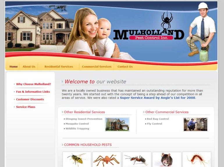 Mulholland Pest Control