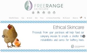 Free Range Skin Care