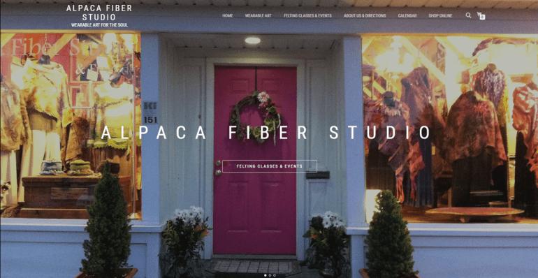 Alpaca Fiber Studio
