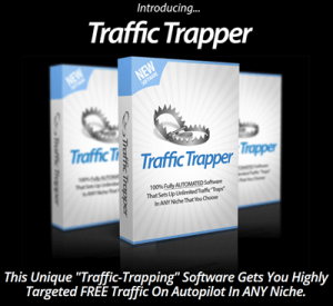 Traffic Trapper - Get Traffic Sent to your Website on Autopiolot