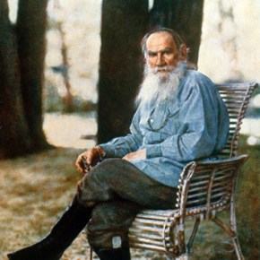 A Biography of Leo Tolstoy. In Song!