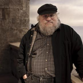 Guys, George R.R Martin Moved Into My House and Now he Won't Leave