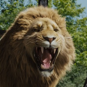 New letters reveal that The Lion, the Witch & the Wardrobe originally had Aslan stop what he's doing to tell the kids that life begins at conception
