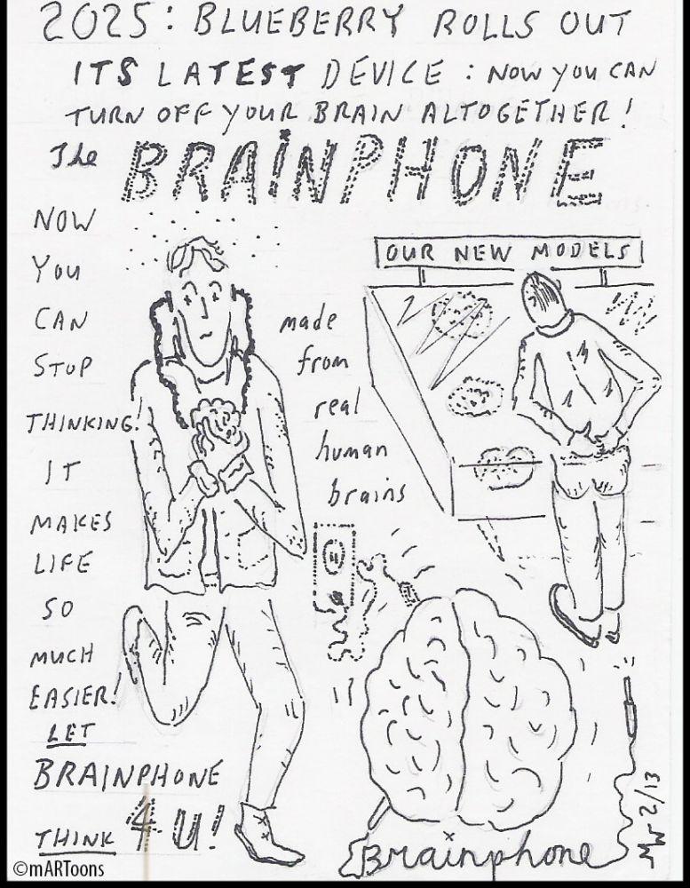 MT#36 Brainfone by Martin West
