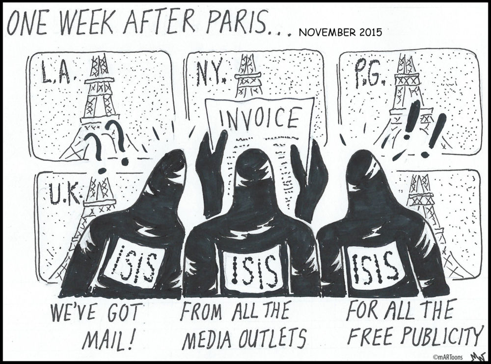 MT#62 ISIS Invoice by Martin West
