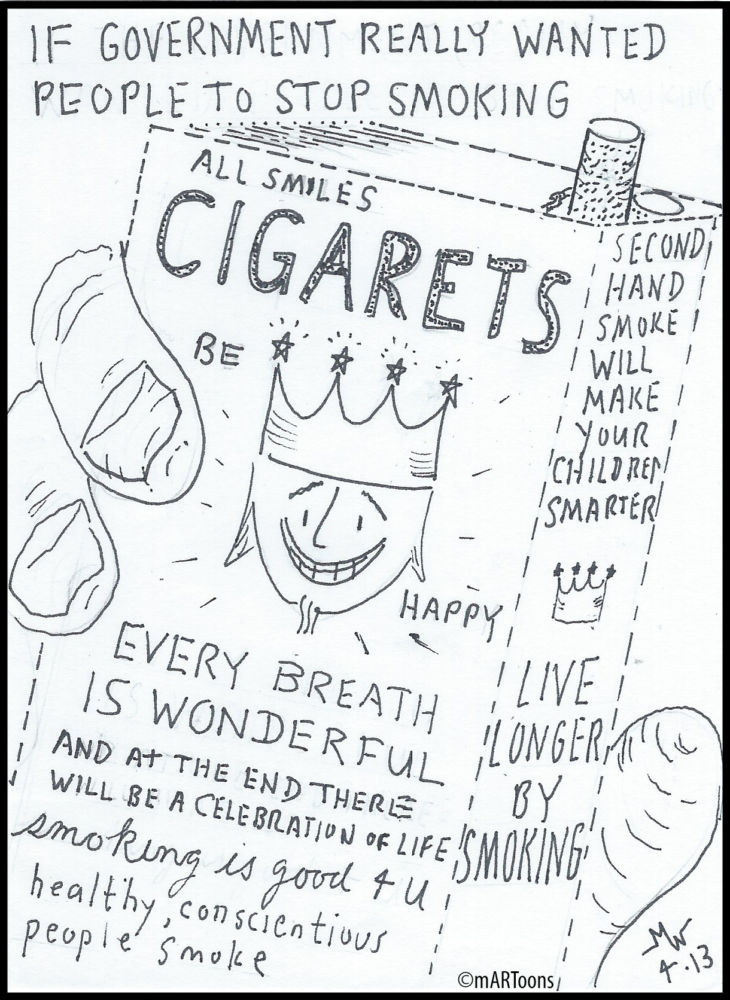 MT#86 Truth Cigs by Martin West