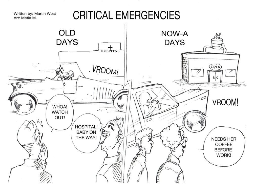 MT#95 Coffee Emergency