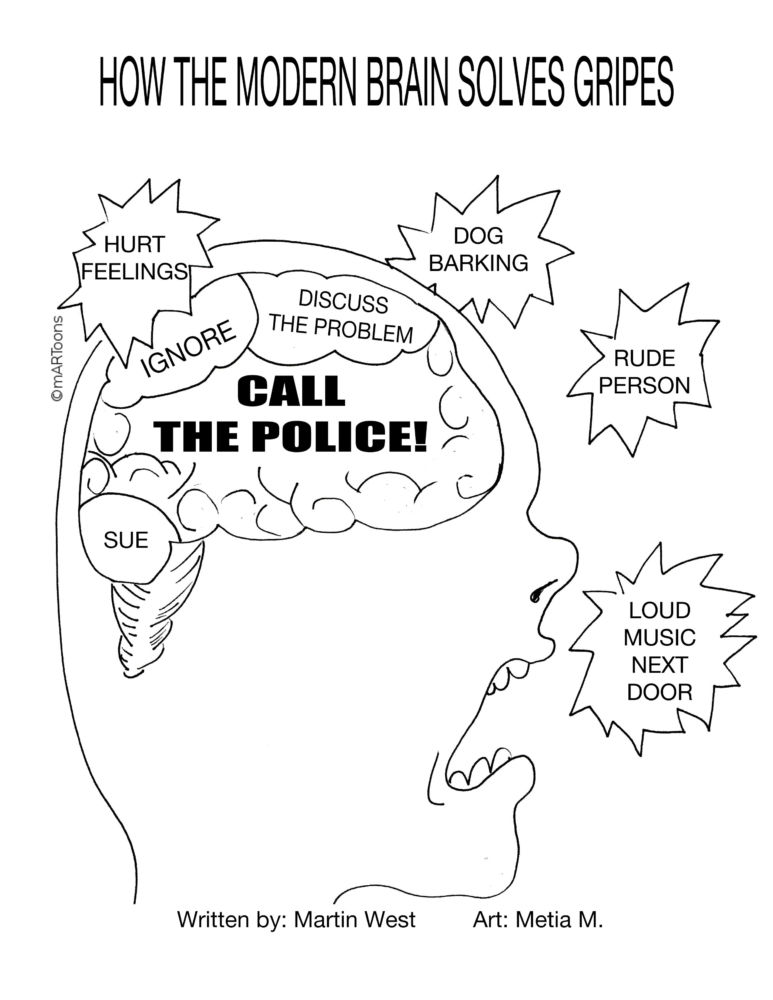 MT#168 Cop's Brain