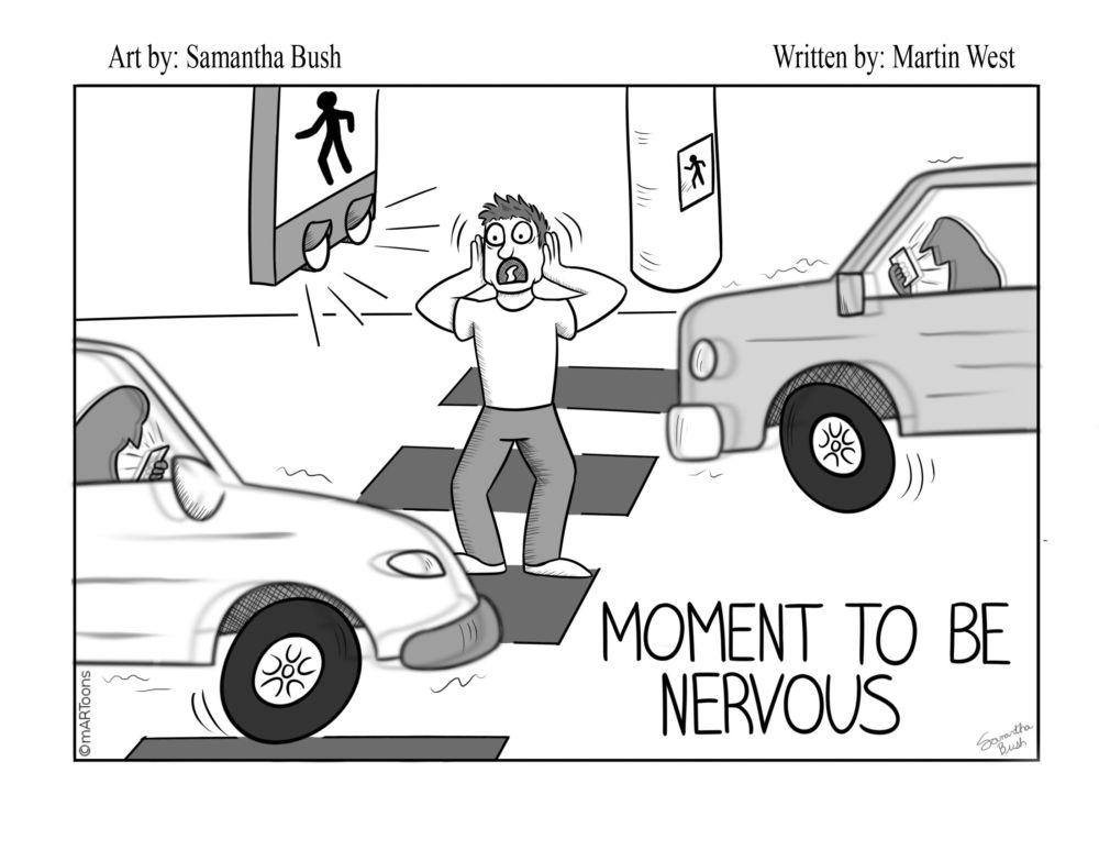 MT#187 Nervous X Walk