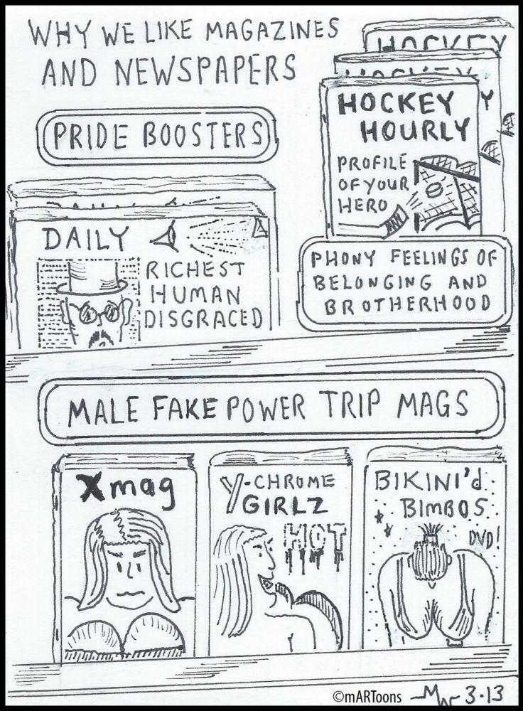 MT#198 Mag Myths by Martin West