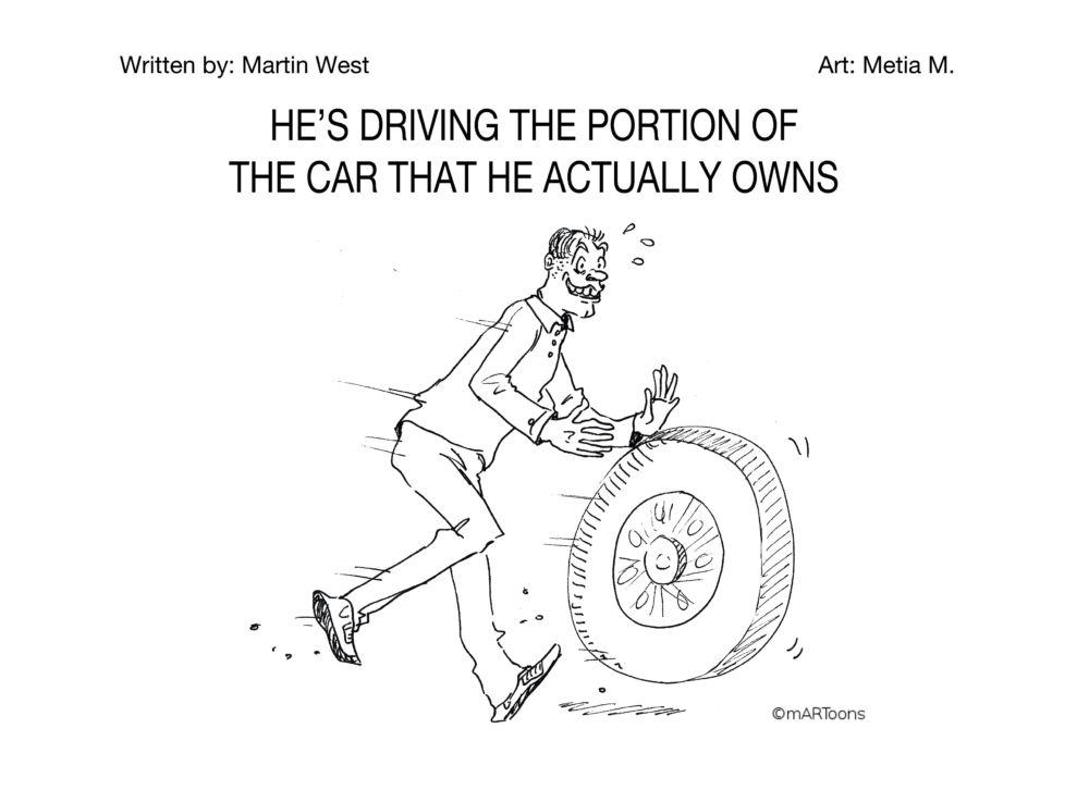 MT#204 Drive My Tire