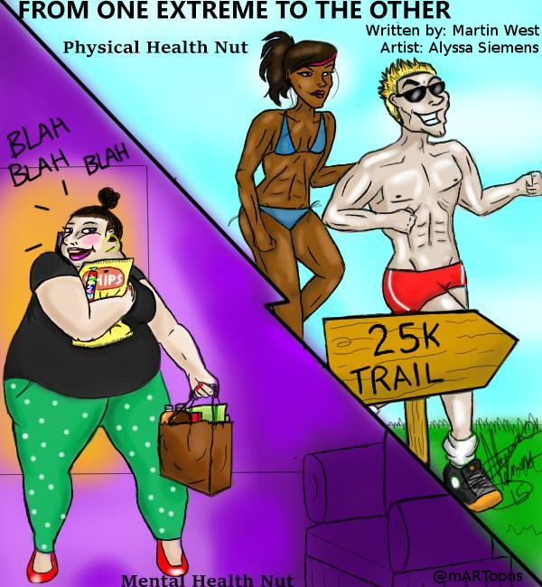 MT#257 Mental Health by M. West & Alyssa Siemens