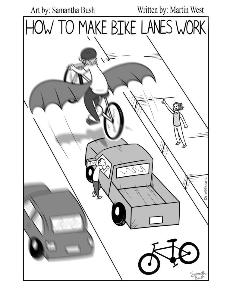 MT#299 Flying Bike