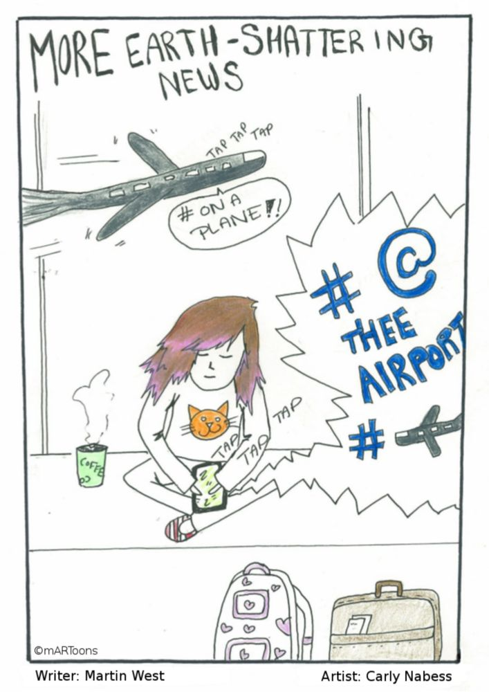 Best of August: MT#348 Airport