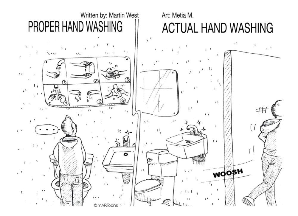 MT#384 Handwashing