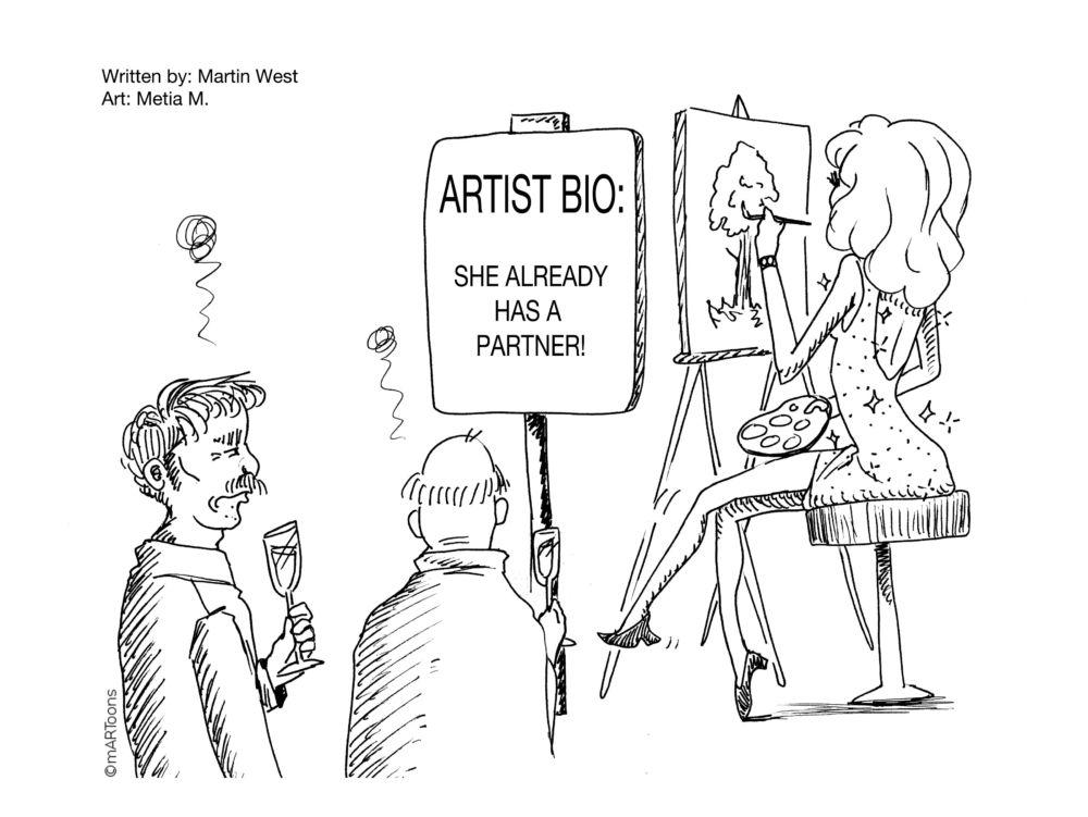 MT#388 Artist Bio Partner