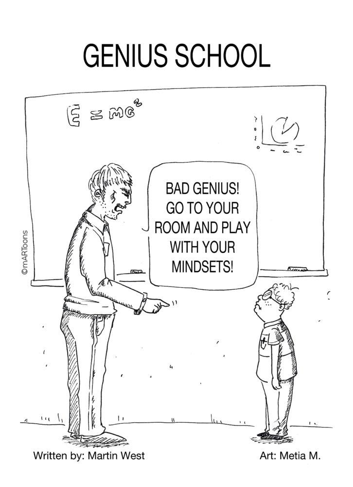 MT#398 Bad Genius by M. West & Tia