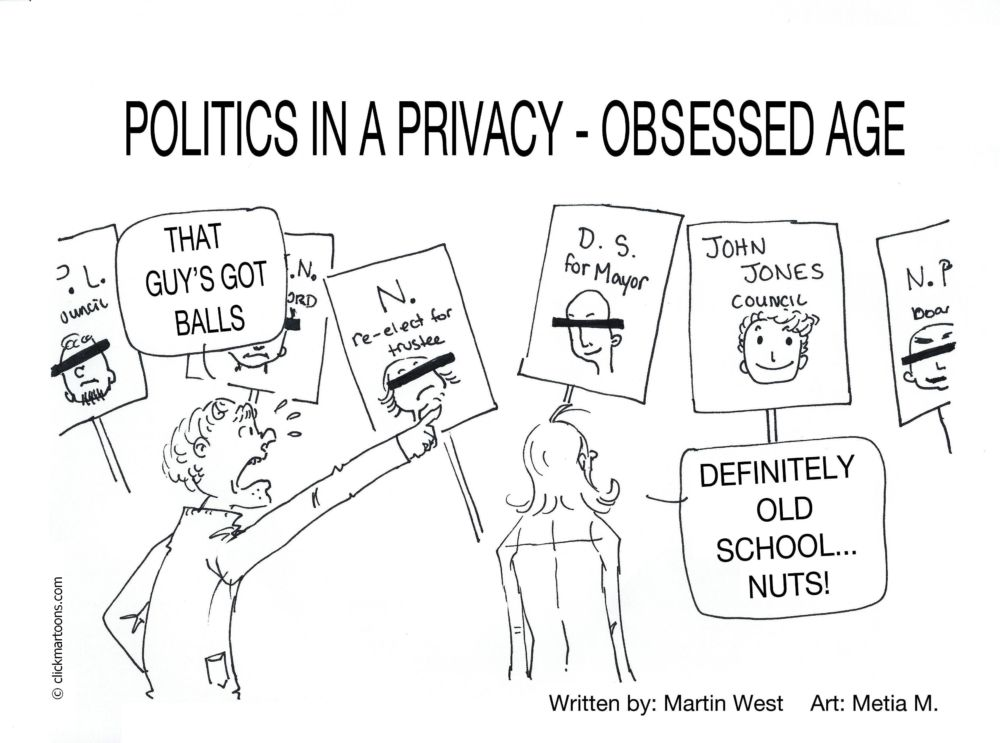 MT#406 Privacy Politics by Martin West