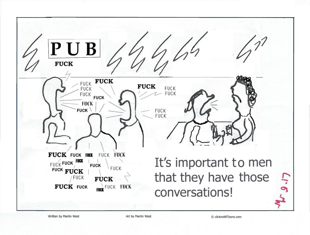 MT#510 Men Conversations