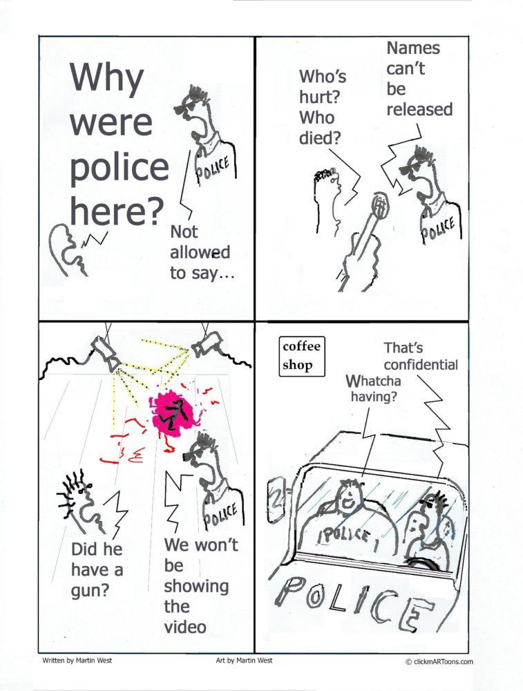 MT#518 Cop Confidential