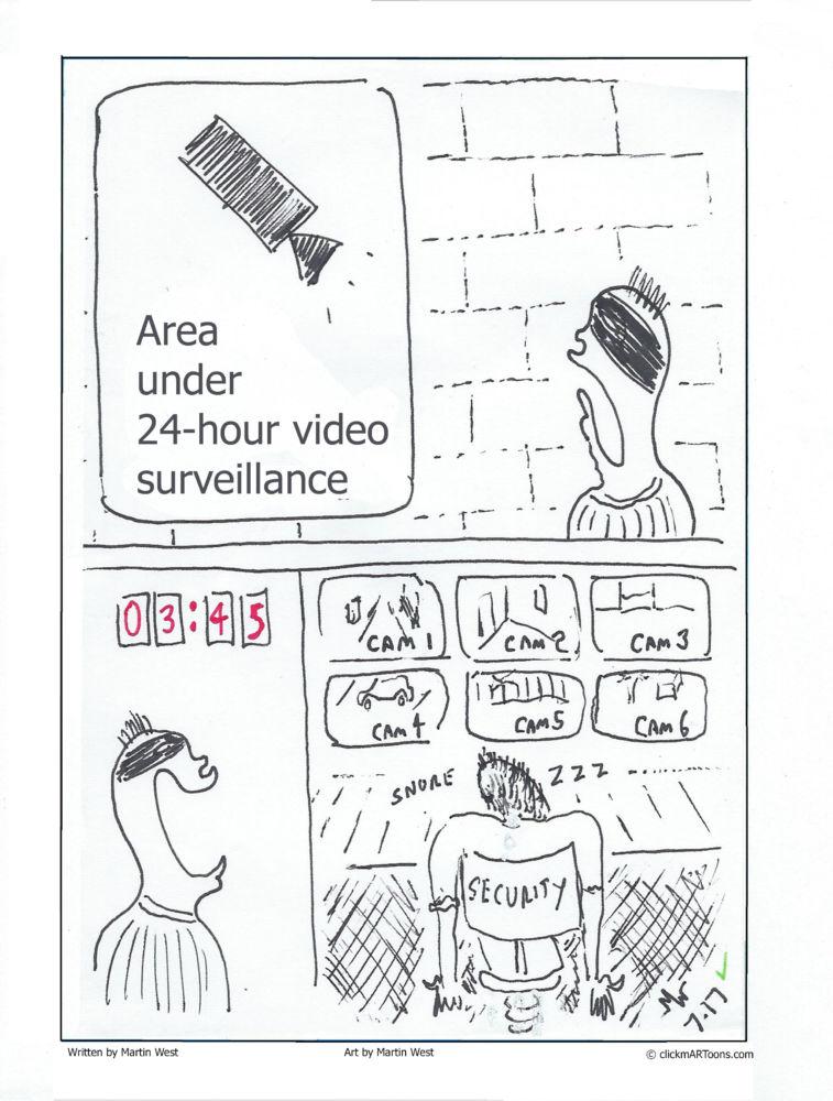 MT#520 Surveillance