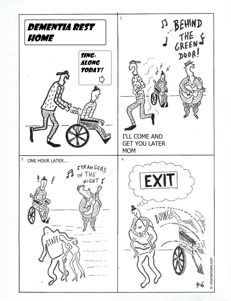 MT#685 Dementia Escape