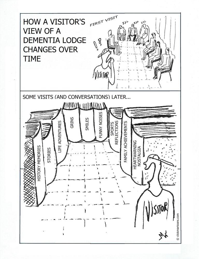 MT#674 Dementia Lodge