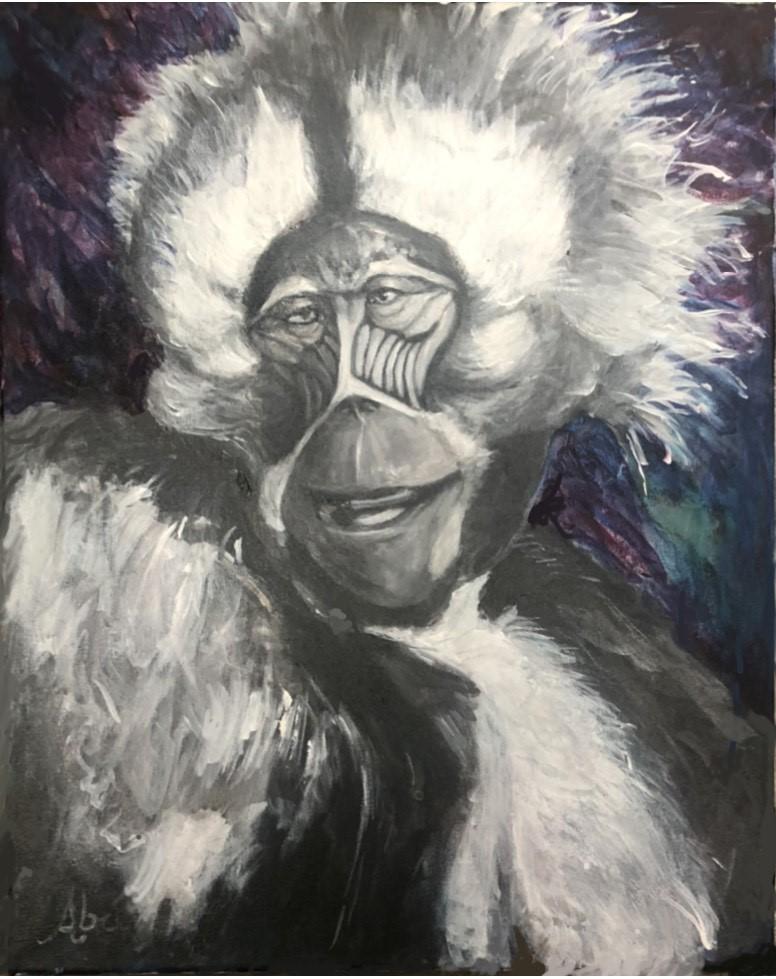 MT#1042 Andrew's New Ape