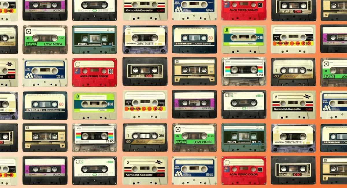 A arte das mixtapes
