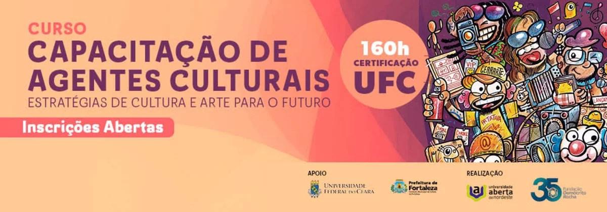Curso Capacitação de Agentes Culturais: Estratégias de Cultura e Arte para o Futuro