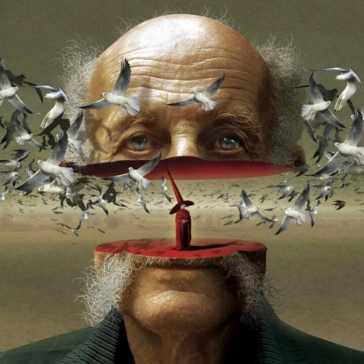 Arte Surrealista de Igor Morski