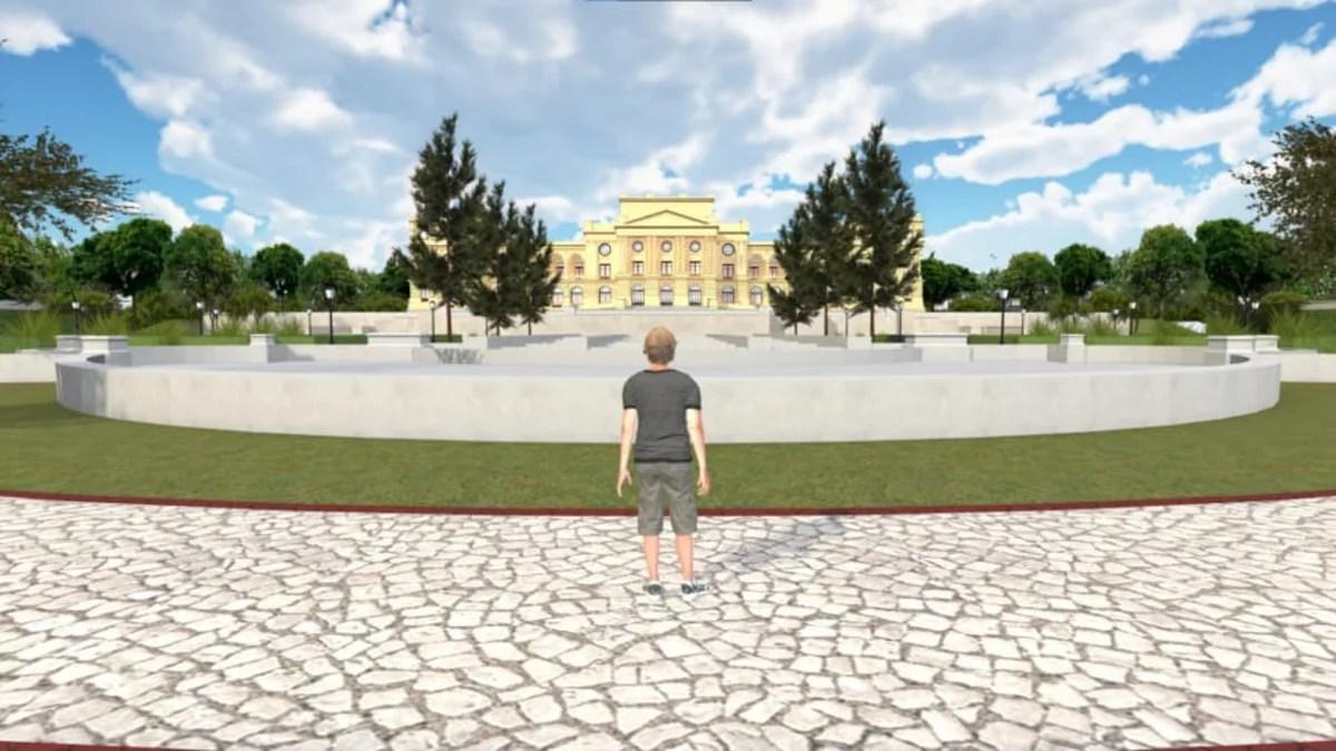 Faça um Tour Virtual no Museu do Ipiranga
