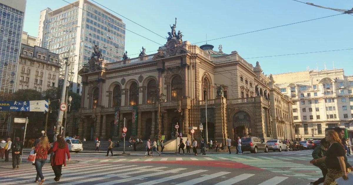 Theatro Municipal vaga Advogado