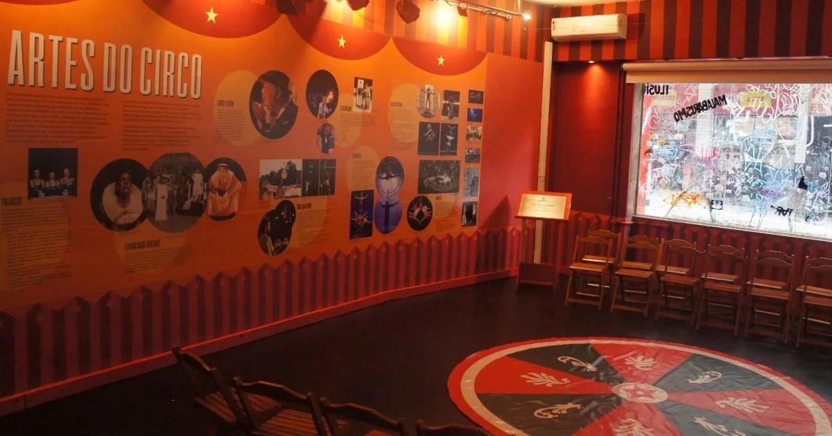 Centro de Memória do Circo: A primeira instituição brasileira dedicada à cultura circense