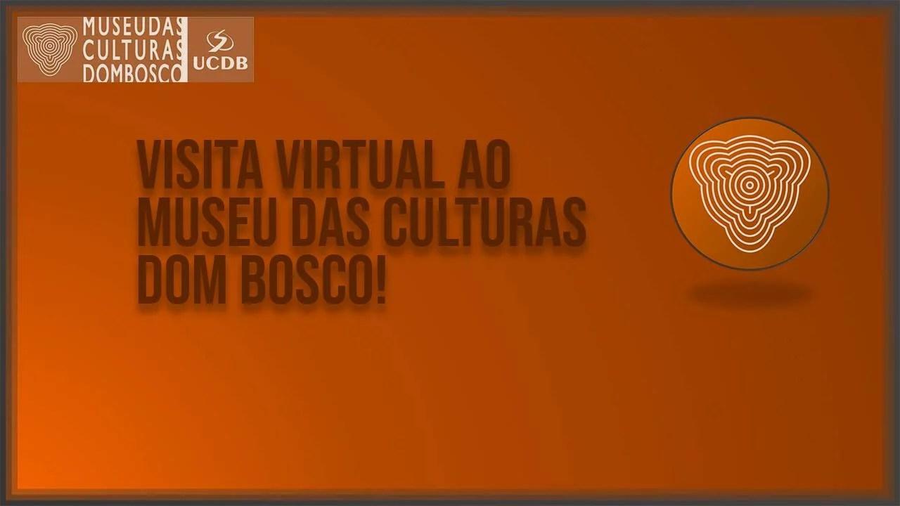 Museu das Culturas Dom Bosco abre agenda para visitas virtuais guiadas