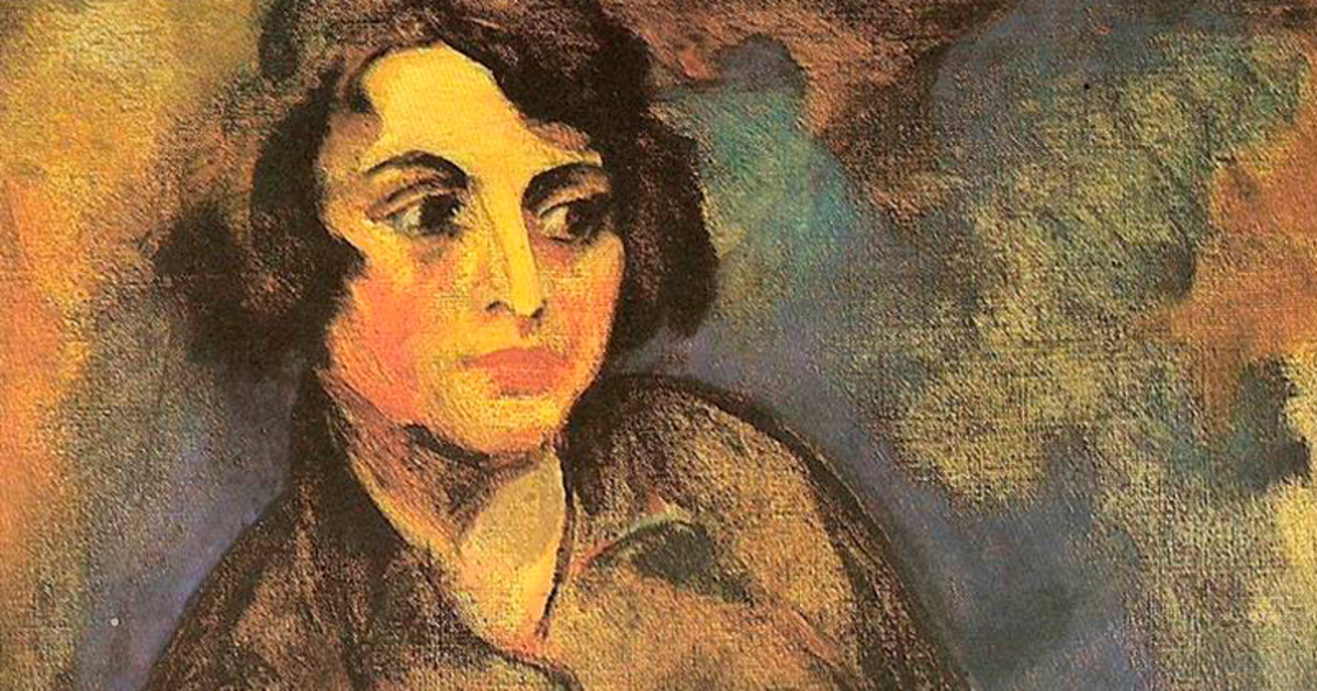 Conheça a Vida e obras  da pintora Anita Malfatti