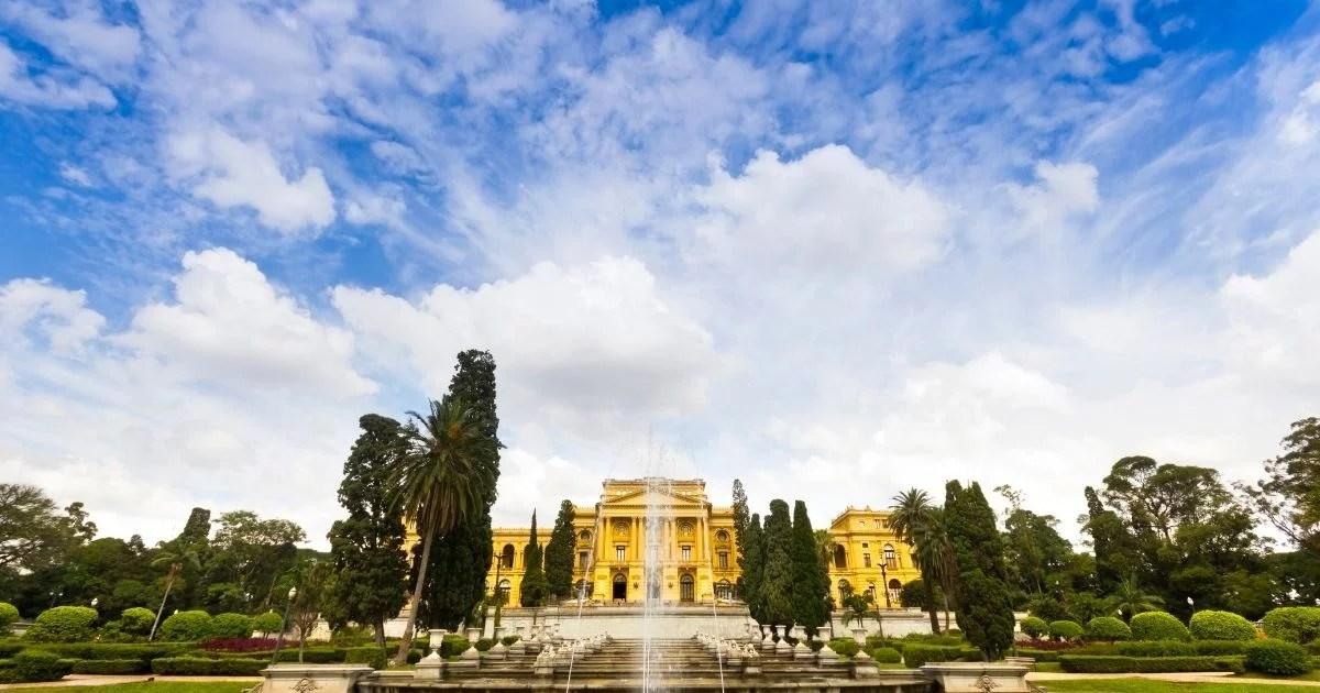 Acompanhe a reforma do Museu do Ipiranga