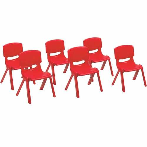 6-pack kids Classroom Chairs