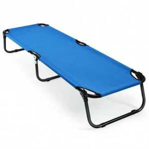 Folding Camping Bed