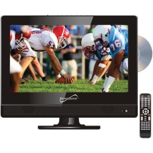 """Supersonic 13.3""""Led Hdtv And Dvd Combination"""