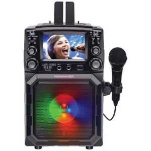 Karoke Mp3 player with screen