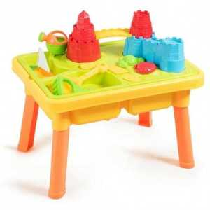 Sand-Water Play Table