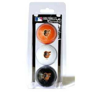 Baltimore Orioles Golf Balls Pack with free shipping worldwide