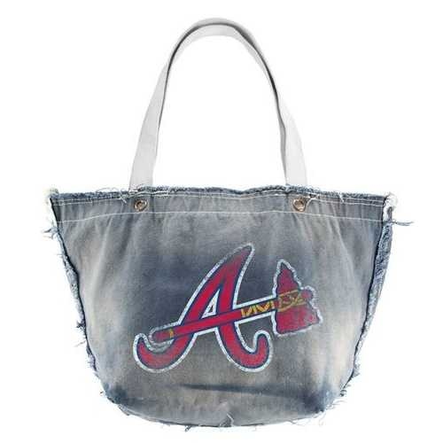 Atlanta Braves Vintage Tote with free home shipping anywhere in the world