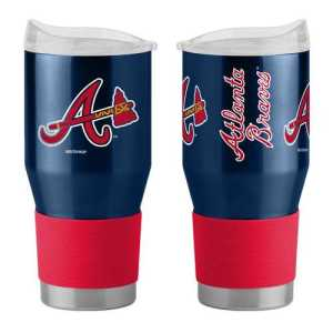 Atlanta Braves Travel Tumbler with free home shipping