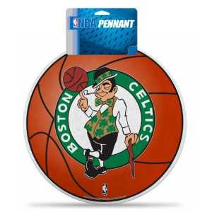 Boston Celtics Pennant Die Cut Carded with free delivery.